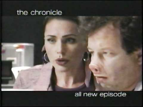 SciFi Channel Saturday Prime New The Chronicle