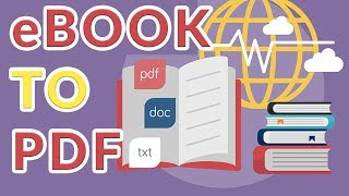CONVERT EPUB eBook To PDF, DOCX, MOBI AND MANY MORE FORMATS.