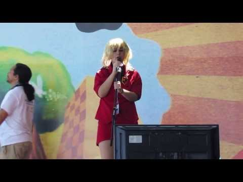 Aima Matos Karaoke #TLPSummerCon 2013 Tenerife