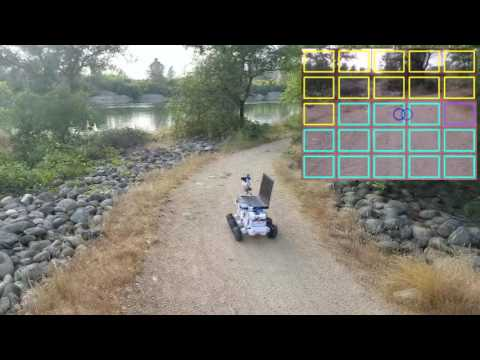 Fully Autonomous Off-Road Vehicle Navigation Using Computer Vision