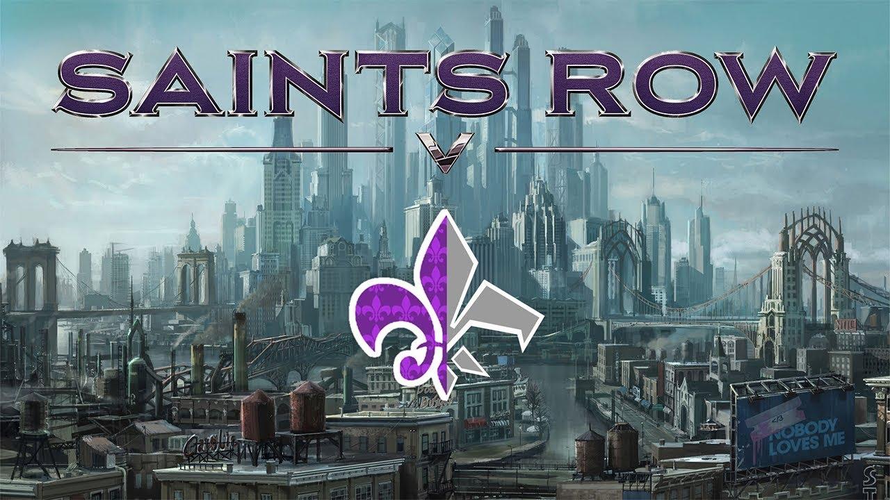 Saints Row V - Reveal Trailer - YouTube