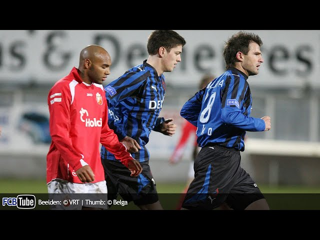 2007-2008 - Jupiler Pro League - 17. RAEC Bergen - Club Brugge 0-1