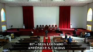 Escola Dominical - 18/07/2021 - ao vivo