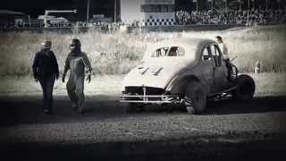 HINDENBERG DIRT TRACK RACE 2015 - CAR CRASH (OFFICIAL D.I.Y. VERSION)