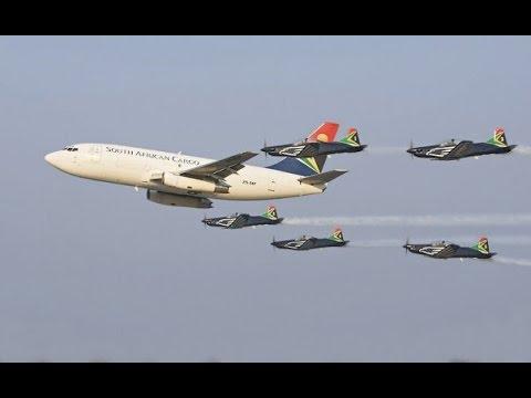 Durban Virginia Airshow Part 2