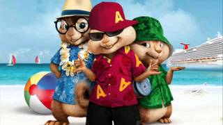 Turbulance how could you be chipmunks