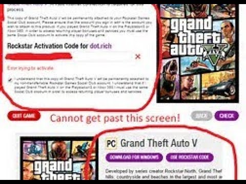 gta 5 rockstar activation code buy