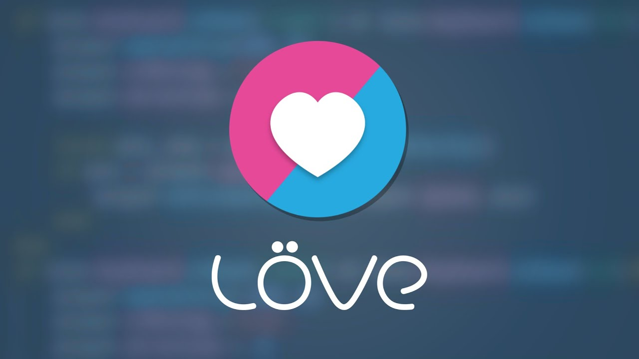 Make Games with Love2D – Setup, Structure, and Development Basics
