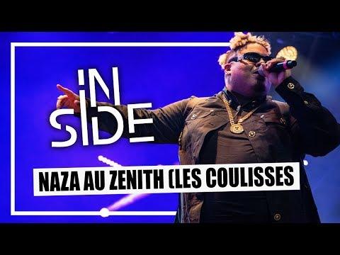 Youtube: NAZA au Zenith de Paris avec OhMonDieuSalva, Gradur, Keblack, Marwa Loud, Vargass… – OKLM Inside