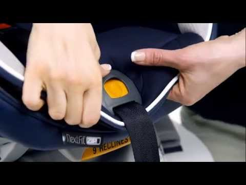 NextFit Zip User Guide : Removing the Zip-Out Seat Pad - YouTube