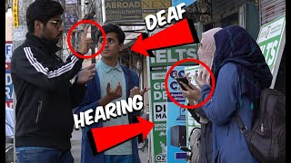 Can Hearing People Understand Sign Language? (Social Experiment)