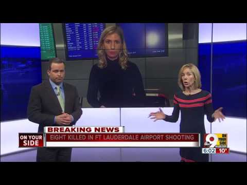Tri-State family escaped Fort Lauderdale shooting by minutes