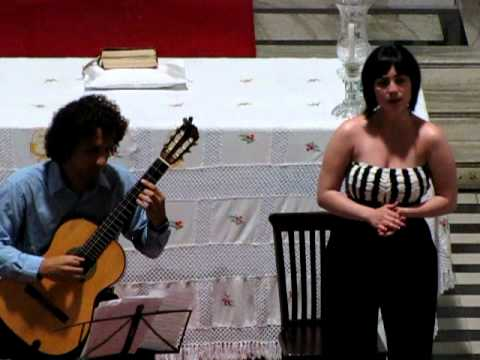 Acalanto da Rosa - Isabela Santos