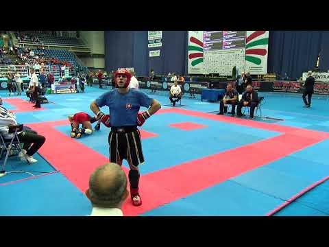 Michal Stricik SVK v Matej Lebo CRO Final WAKO World Championships 2017