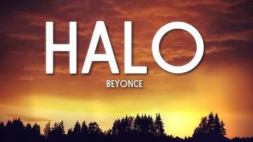 Halo - Beyoncé (Lyrics) 🎵