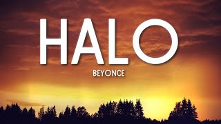 Halo - Beyoncé (Lyrics) 🎵