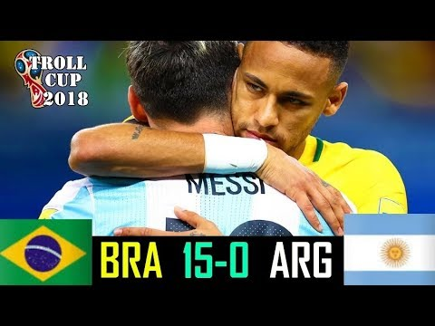 Download Brazil vs Argentina 15-0   All Goals & Extended Highlights RÉSUMÉ & GOLES ( Last Matches )