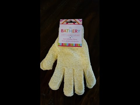 Review: Bathery Bath and Shower Gloves