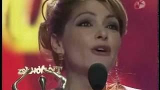 Itatí Cantoral premio mejor Actriz PremiosTvYnovelas 2010)