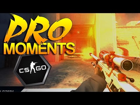 CS:GO - Best PRO Moments! (2016)