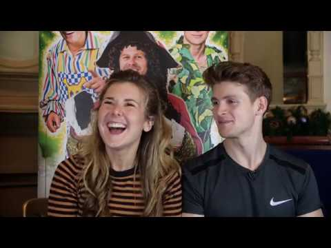 Blackpool Grand Theatre | Interview with Jack Heasman and Ruth Betteridge (Peter Pan 2019/20)
