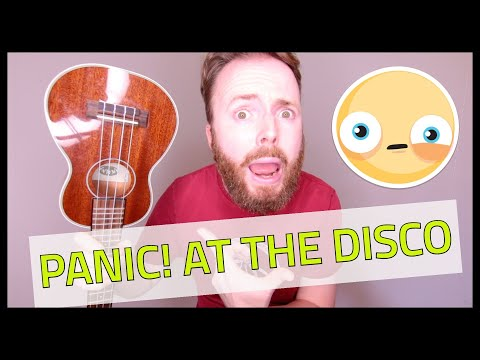 Panic! At The Disco: Say Amen (Saturday Night) [EASY UKULELE TUTORIAL]