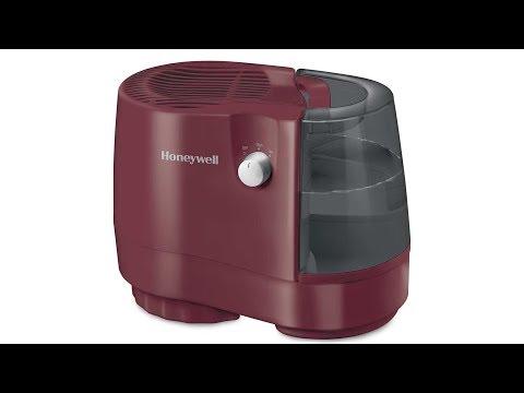 Honeywell Cool Moisture Humidifier - Red (HCM-890MTG)