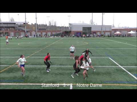NWC Stanford vs Notre Dame