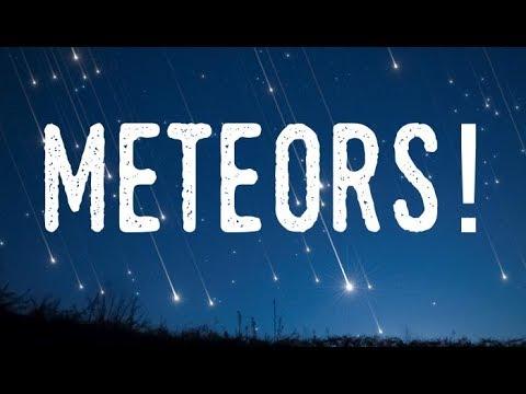 GSM UPDATE - The Arietids: Morning Meteor Shower WTFSKY Alert