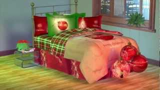 bedding in 3D