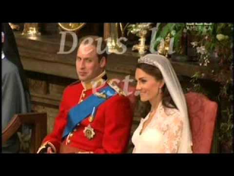 Royal Wedding (Will & Kate) Latin Song w/ Lyrics & Translation: UBI CARITAS