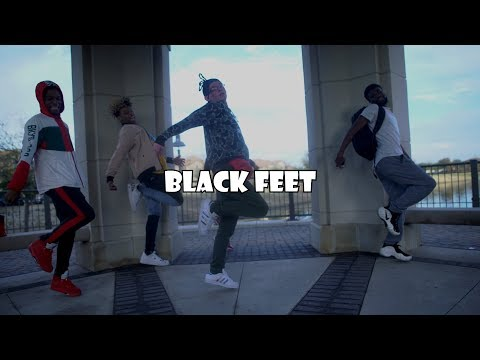 Moneybagg Yo - Black Feet feat. BlocBoy JB (Dance Video) shot by @Jmoney1041