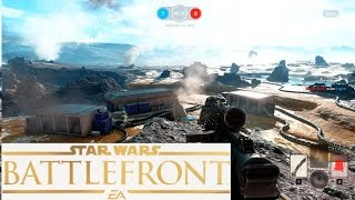 STAR WARS BATTLEFRONT Beta #04 - Drop Zone gegen Linus ★ Multiplayer ★ PC Gameplay ★ German