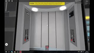ROBLOX | Homenagem ao famoso Marriott Marquis elevadores-Otis Series m2 (R. I. P)