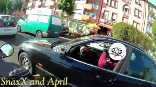 German Motorrad Road Rage #4