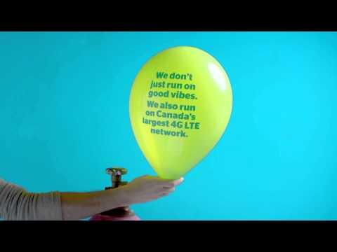 'Balloon' Commercial - Koodo Mobile