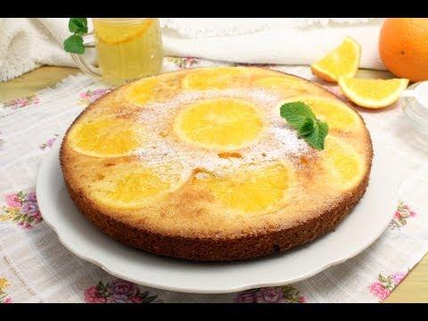 Апельсиновый пирог - пошаговый рецепт
