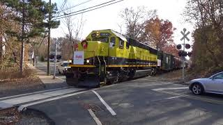 The NYSW Toys For Tots Train 12/2/17