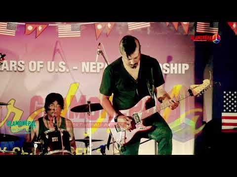 Thado Jane || The Axe  band live performance @ Itahari Us Nepal