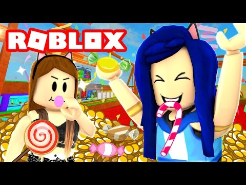 CANDY IS FALLING FROM THE SKY!   Roblox Ripull Minigames