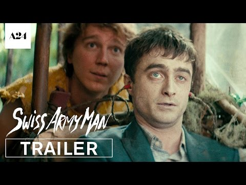 Download Youtube: Swiss Army Man | Official Trailer HD | A24