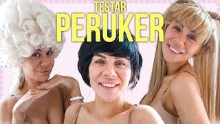 Therese testar: PERUKER #4