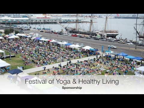 Festival of Yoga & Healthy Living 2019: Sponsorship Opportunities