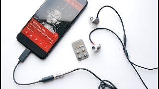 Обзор аудиофильских наушников RHA T20i с технологией DualCoil