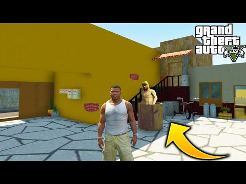 Visitando La Vecindad del Chavo Del Ocho En GTA 5