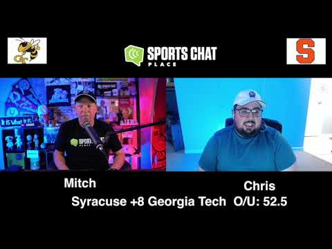 Georgia Tech at Syracuse - Saturday 9/26/20 - College Football Picks & Prediction  Sports Chat Place