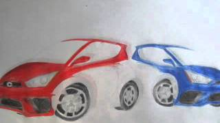 dessin de 2 Compact speed Thumbnail