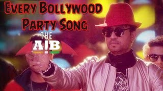 AIB | Every Bollywood Party Song Starring Irrfan Khan