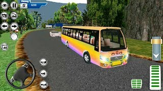 Bus Simulation 2018 Mobile #2 | New Route - Android Gameplay FHD