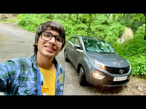 Pahad Pe Car Chalai 😅 First Time